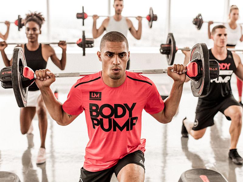 Well Vita Fitnessclub Brilon - Figur-Muskeltraining-LesMills-Body-Pump