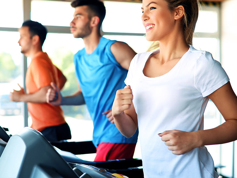 Well Vita Fitnessclub Brilon - Herz und Kreislauf