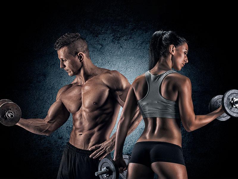 Well Vita Fitnessclub Brilon - Muskeltraining